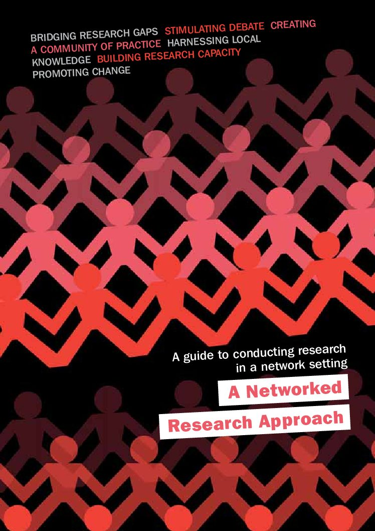 Book Cover: A Networked Research Approach