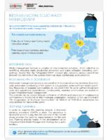 Inter-Municipal Solid Waste Management