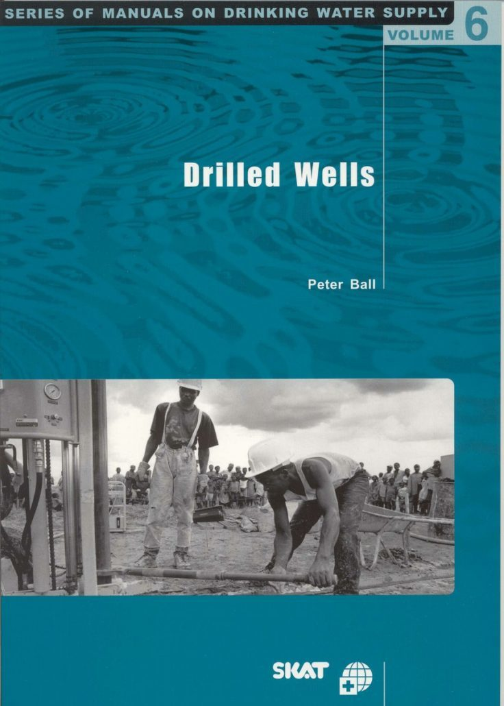 Book Cover: Drilled Wells