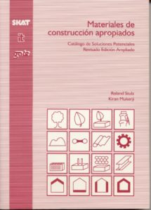 Book Cover: Materiales de construcción apropiados (spanish edition)