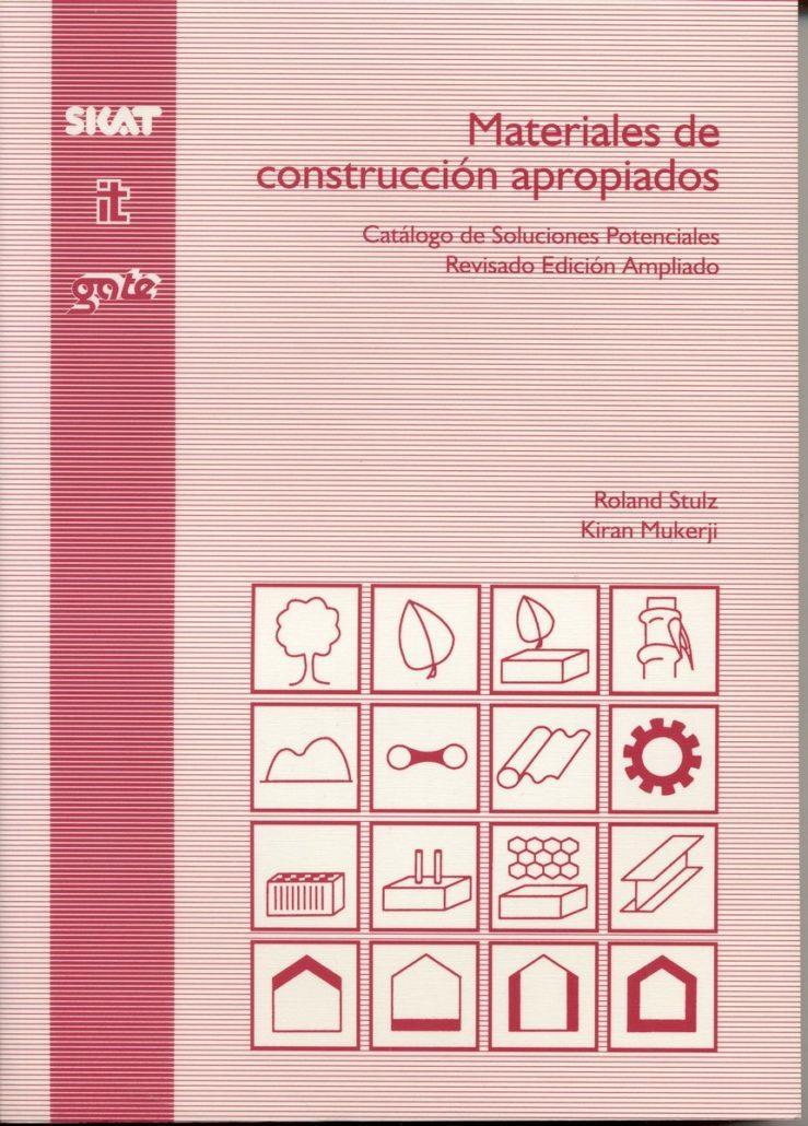 Book Cover: Materiales de construcción apropiados