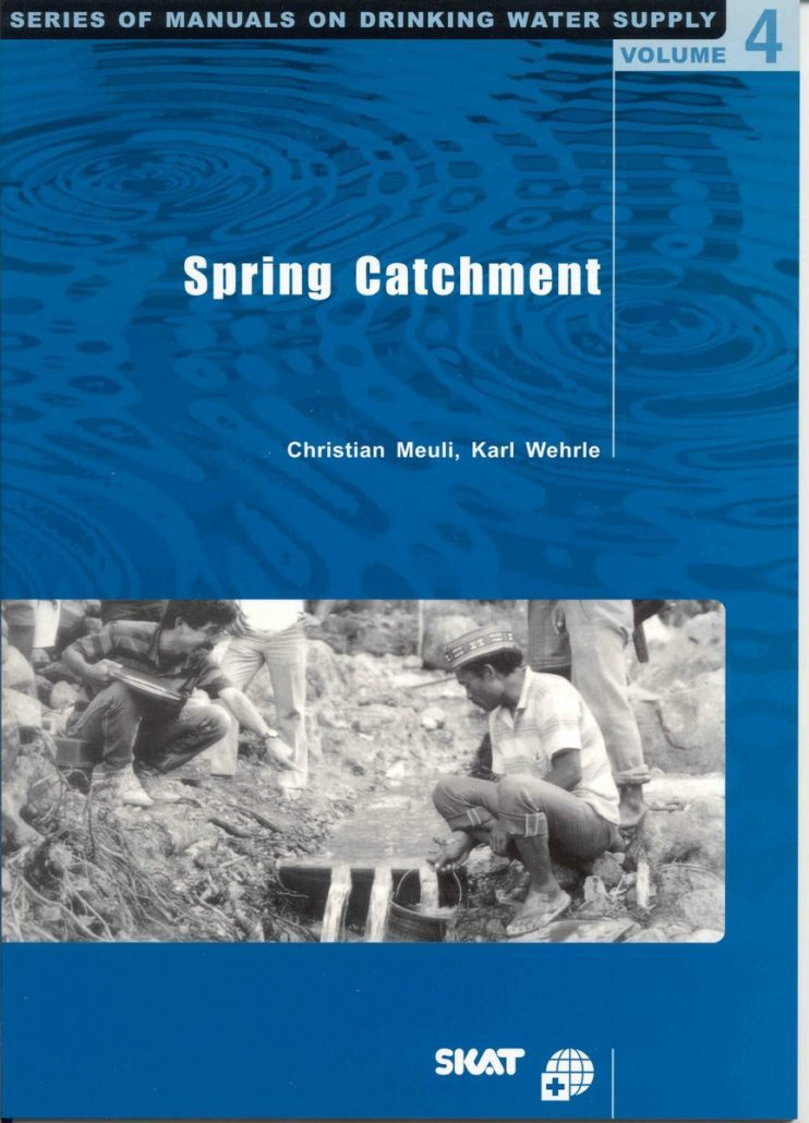 Book Cover: Spring Catchment