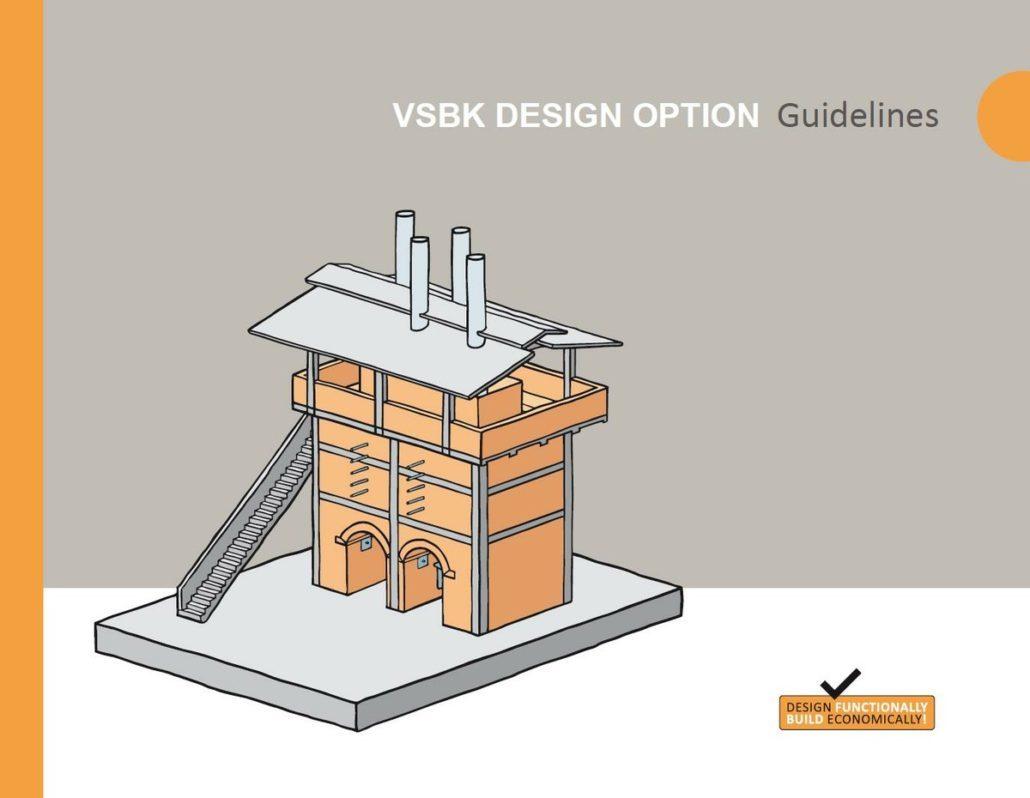 Book Cover: VSBK Design Option Guidelines