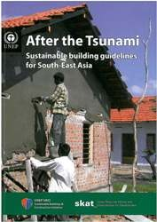 Book Cover: After the Tsunami - Sustainable Building Guidelines