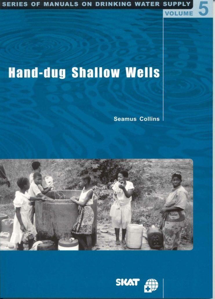 Book Cover: Hand Dug Shallow Wells