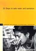 Book Cover: 25 Steps to safe Water and Sanitation