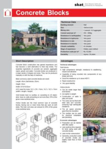 Book Cover: Building Material Leaflets