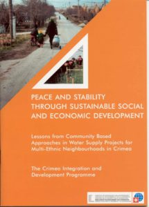 Book Cover: Peace and Stability Through Sustainable Social and Economic Development