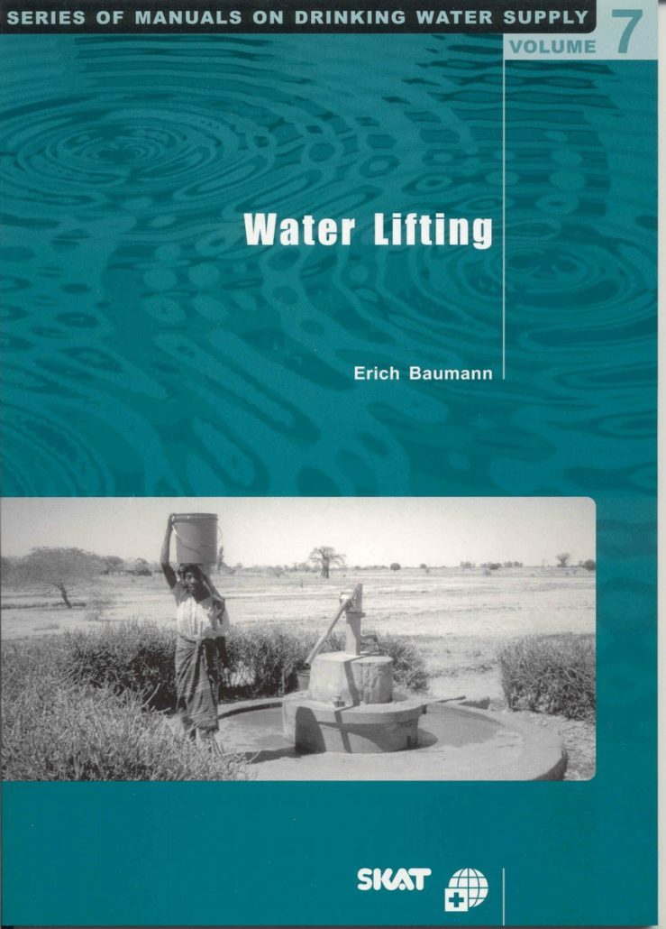 Book Cover: Water Lifting