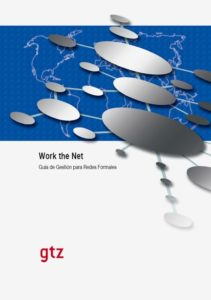 Book Cover: Work the Net (spanish version)
