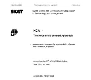 Book Cover: HCA - The Household-centred Approach