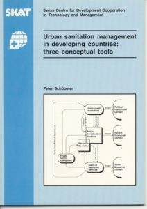 Book Cover: Urban Sanitation Management in Developing Countries