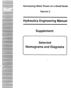 Book Cover: Hydraulics Engineering Manual (Volume 2)