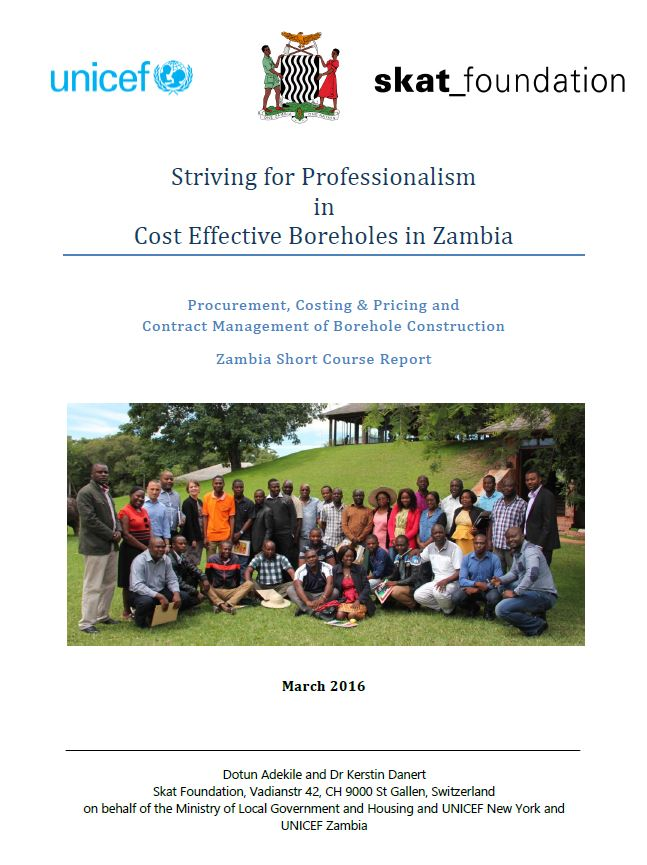 Book Cover: Procurement, Costing & Pricing and Contract Management
