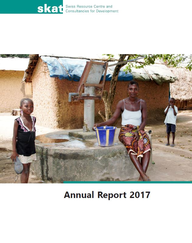 Book Cover: Annual report 2017