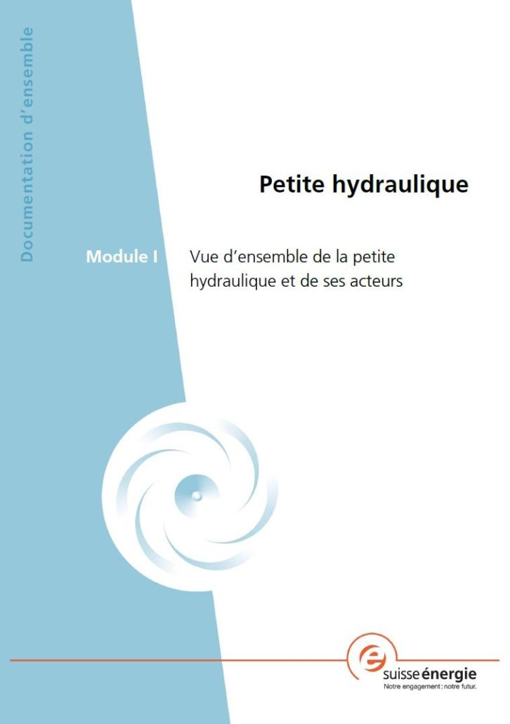 Book Cover: Module 1: Vue d'ensemble de la petite hydraulique et de ses acteurs