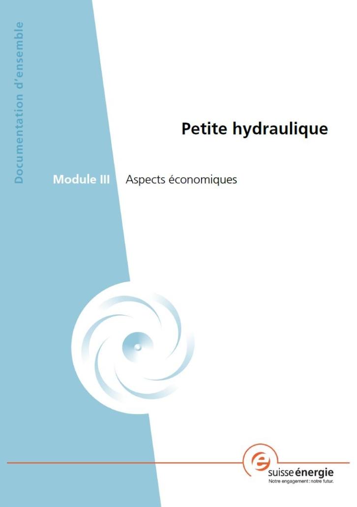 Book Cover: Module 3: Aspects économiques
