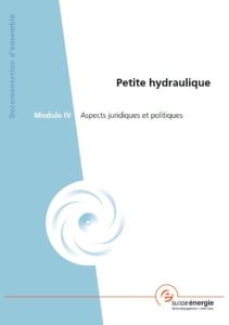 Book Cover: Module 4: Aspects juridiques et politiques