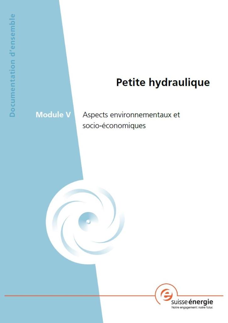 Book Cover: Module 5: Aspects environnementaux et socio-économiques