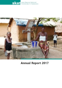 Book Cover: Skat Consulting Annual Report 2017