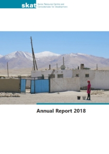 Book Cover: Skat Consulting Annual Report 2018