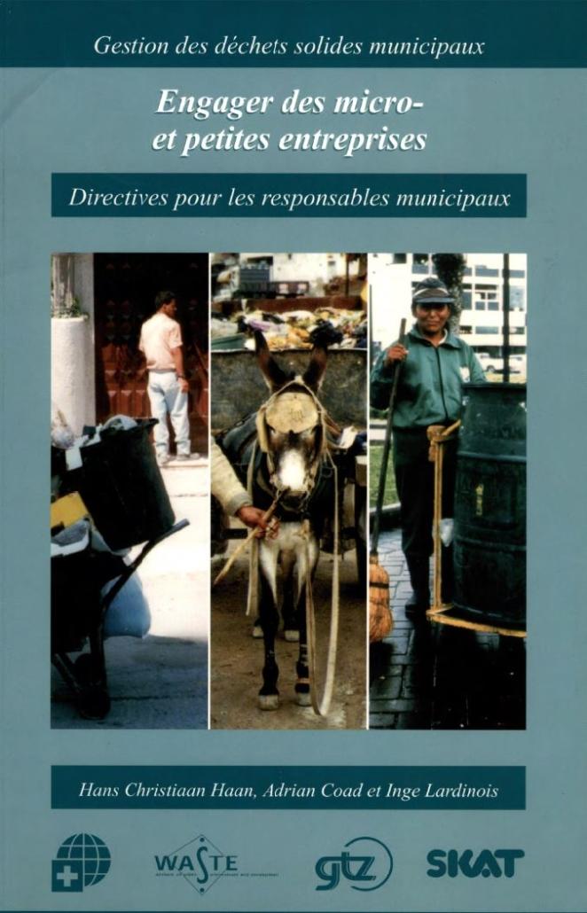 Book Cover: Engager des micro- et petites entreprises