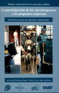Book Cover: La participatión de las microcompresas y las pequeñas empresas