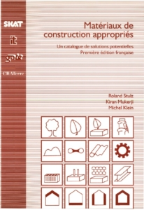 Book Cover: Matériaux de Construction Appropriés
