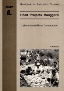 Book Cover: Road Projects Manggarai