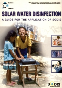 Book Cover: Solar Water Disinfection