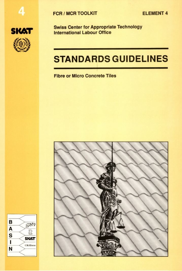 Book Cover: Standard Guidelines