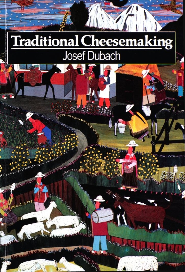 Book Cover: Traditional Cheesemaking