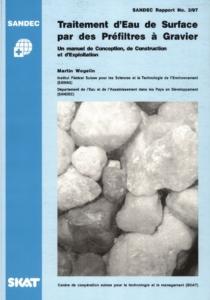 Book Cover: Traitement d'Eau de Surface par des Préfiltres à Gravier