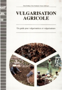 Book Cover: Vulgarisation Agricole