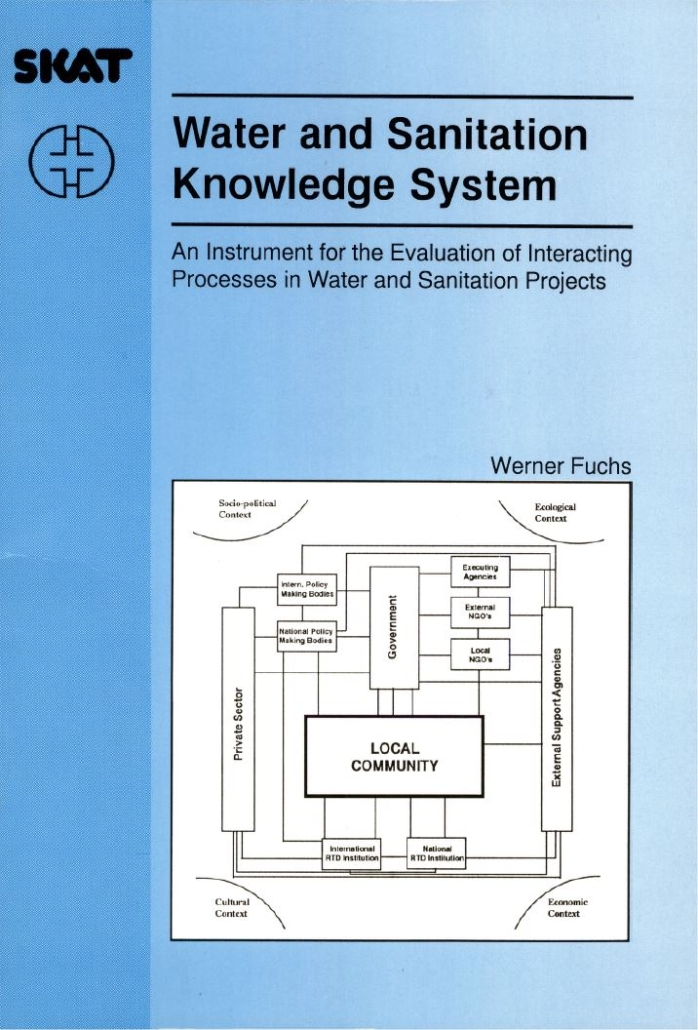 Book Cover: Water And Sanitation Knowledge System